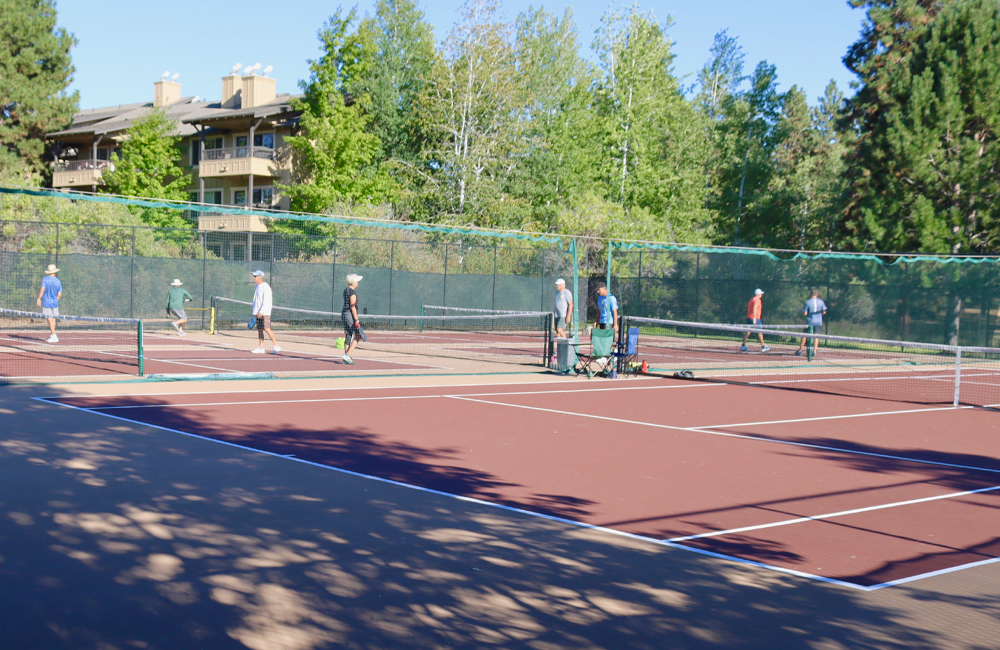 Pickleball-Courts