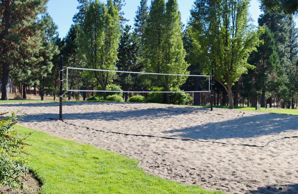 Volleyball-Court